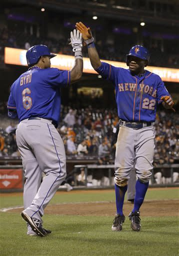 Mets outlast Giants 4-3 in 16 innings