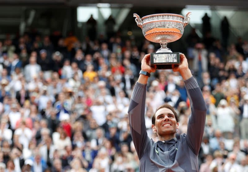 French Open still hoping for 5,000 spectators a day