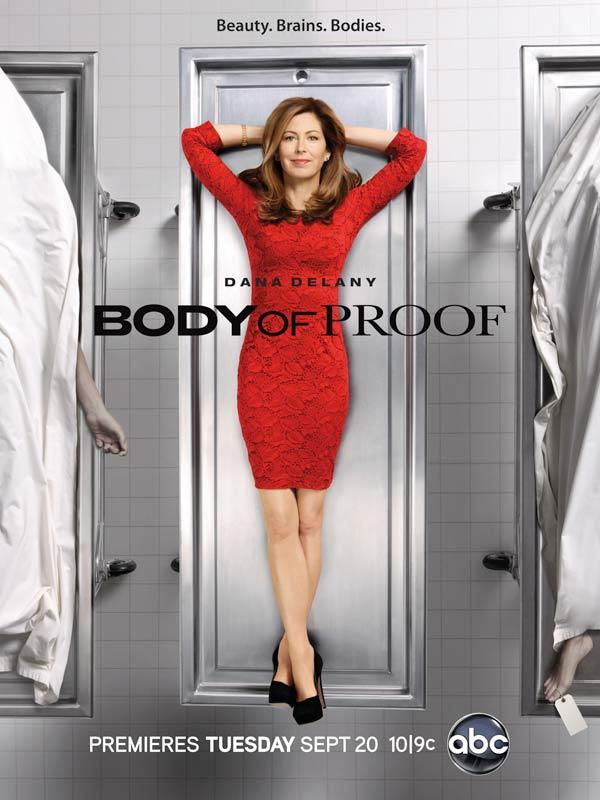 Body of Proof Season 2 Poster