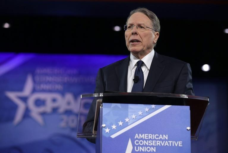 National Rifle Association Executive Vice President Wayne LaPierre spoke at the 2017 Conservative Political Action Conference, and while he is expected to do the same at the 2018 event, CPAC has left him off the printed schedule as the nation grapples with a recent deadly school shooting