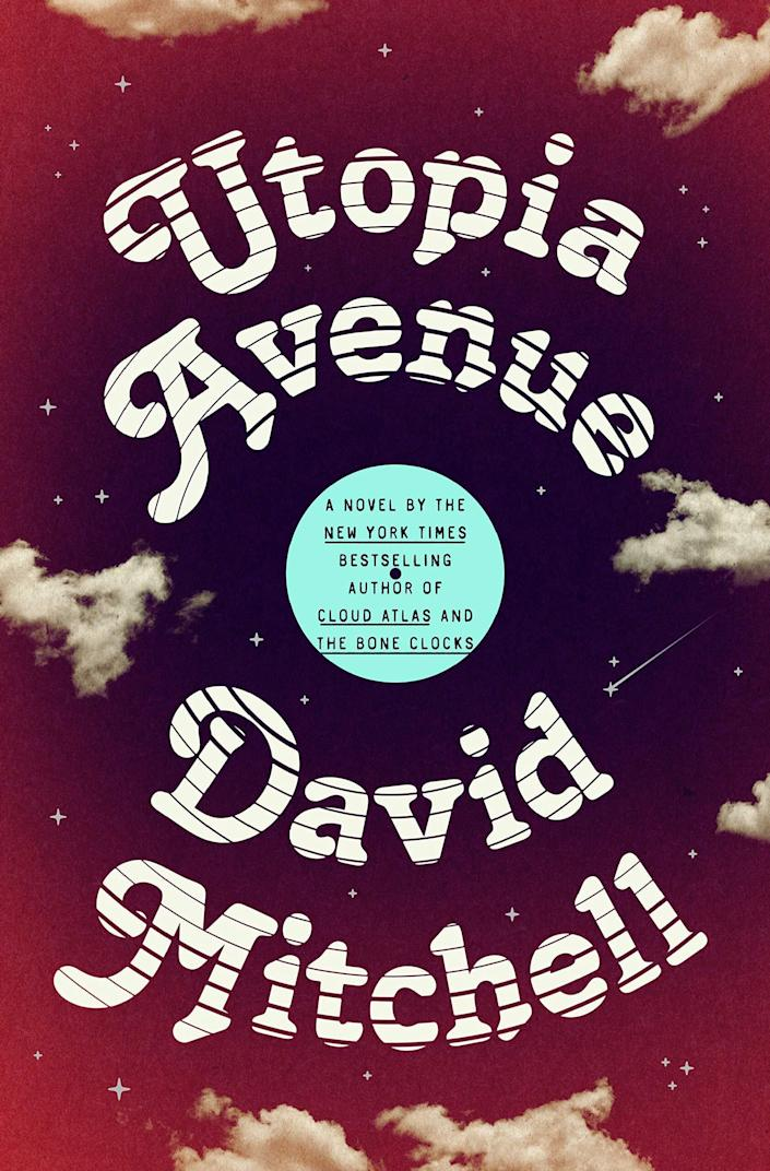 "&ldquo;Cloud Atlas&rdquo; author David Mitchell is back with a tale of &ldquo;drugs, thugs, madness, love, sex, death, art&rdquo; and, above all, the power of music. Mitchell&rsquo;s latest tale tells the story of &ldquo;the strangest British band you&rsquo;ve never heard of,&rdquo; Utopia Avenue, during its brief but blazing journey through the 1960s. In a note fitting of our own times, &ldquo;Utopia Avenue&rdquo; asks: &ldquo;Can we change the world in turbulent times, or does the world change us?&rdquo; Read more about it on <a href=""https://www.goodreads.com/book/show/52597312-utopia-avenue"" rel=""nofollow noopener"" target=""_blank"" data-ylk=""slk:Goodreads"" class=""link rapid-noclick-resp"">Goodreads</a>, and grab a copy on <a href=""https://amzn.to/38qck5t"" rel=""nofollow noopener"" target=""_blank"" data-ylk=""slk:Amazon"" class=""link rapid-noclick-resp"">Amazon</a>. <br><br><i>Expected release date: July 14</i>"