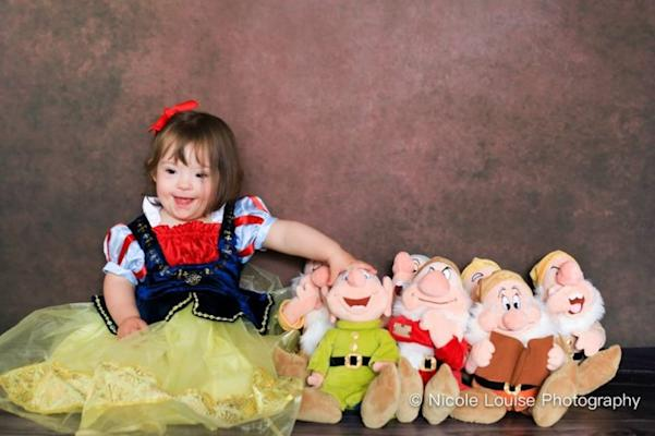 Snow White And The Seven Dwarfs Down With Disney