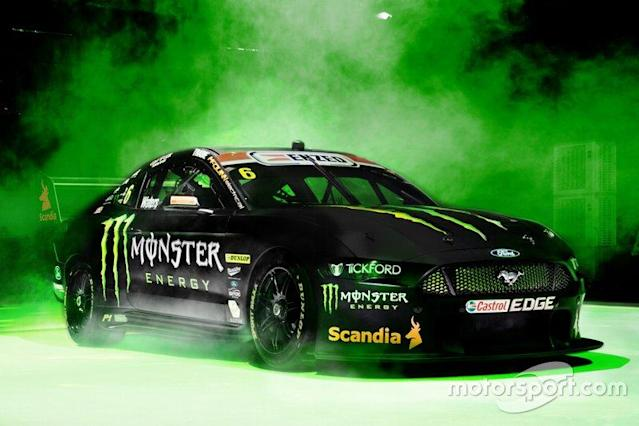 """Cameron Waters, #6 Tickford Racing Ford Mustang <span class=""""copyright"""">Tickford </span>"""