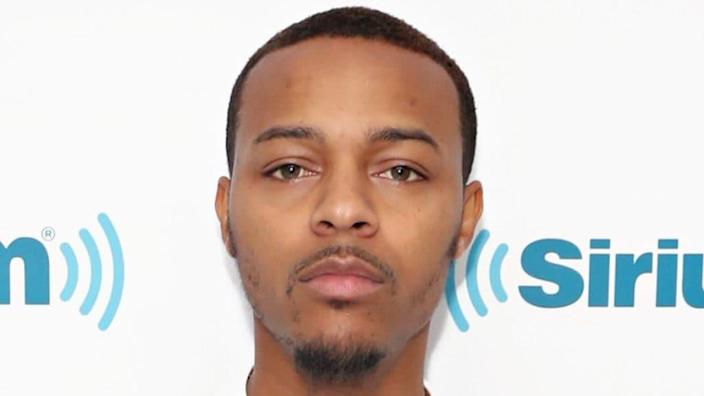 Bow Wow hangs out after SiriusXM's Town Hall at SiriusXM Studios back in June 2018 in New York City. (Photo by Cindy Ord/Getty Images for SiriusXM)