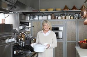Martha Stewart brings a lifetime of experience in successfully launching countless brands, culinary products and recipes.