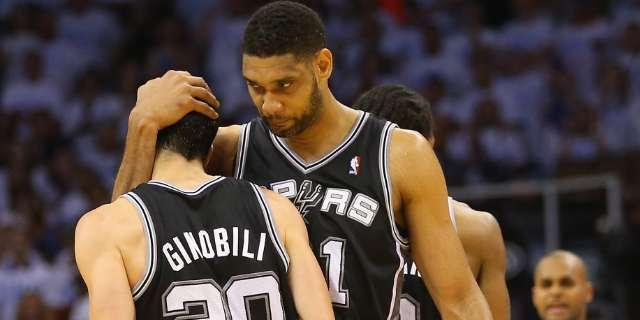 As Spurs return to NBA Finals, Tim Duncan confesses: We wanted the Heat