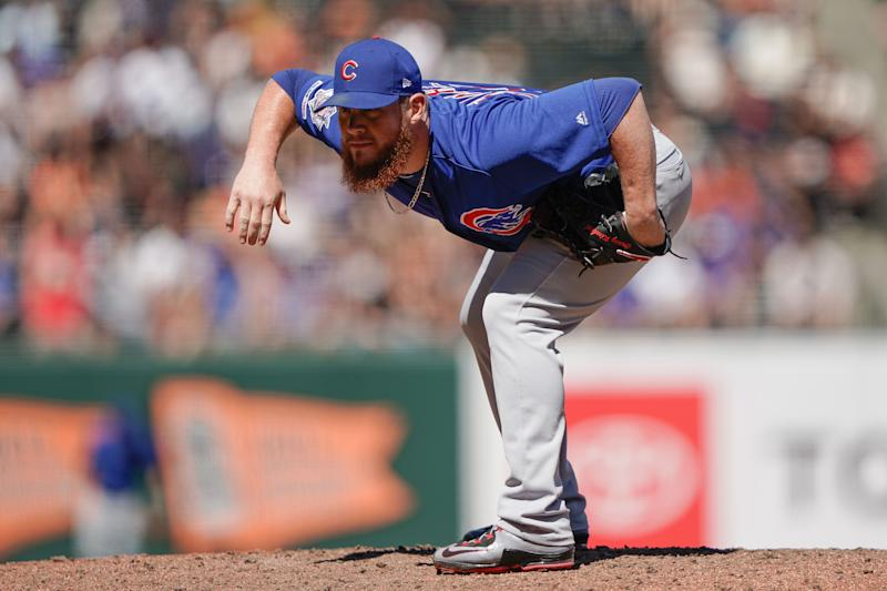 The Cubs are down a pair of key players in their tight NL Central battle. (Reuters)