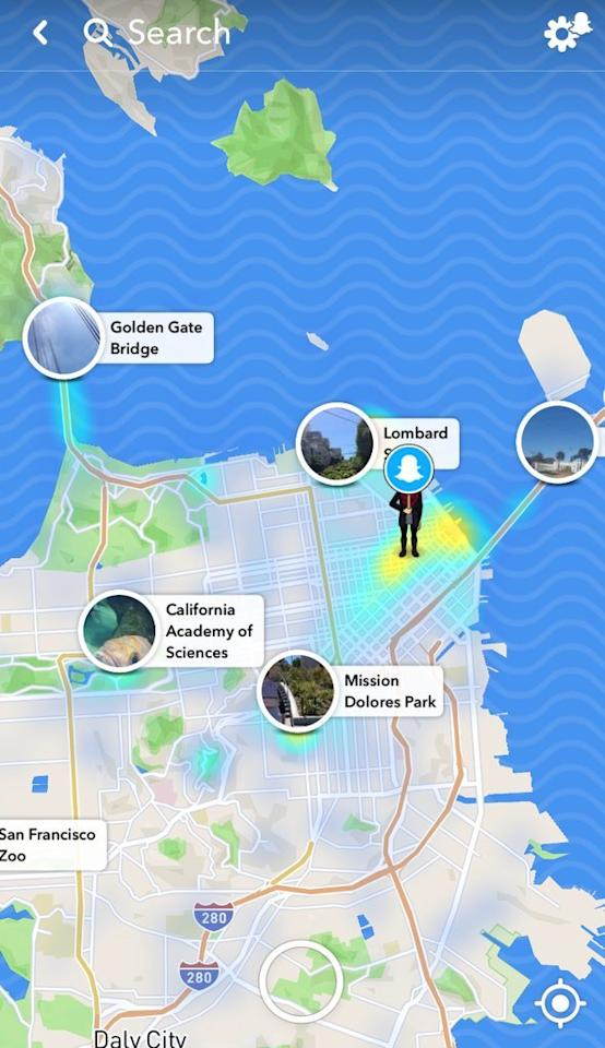 This Is Why Your Bitmoji on Snapchat's Snap Map Change