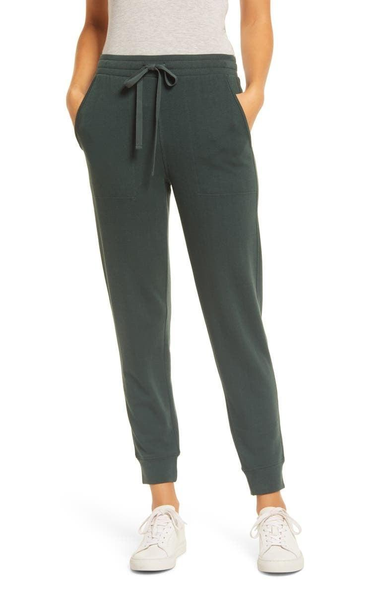 <p>You'll never want to take off these cozy <span>Lou &amp; Grey Signaturesoft Sweatpants</span> ($70).</p>