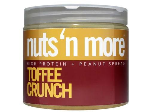 Nuts 'n More Toffee Crunch