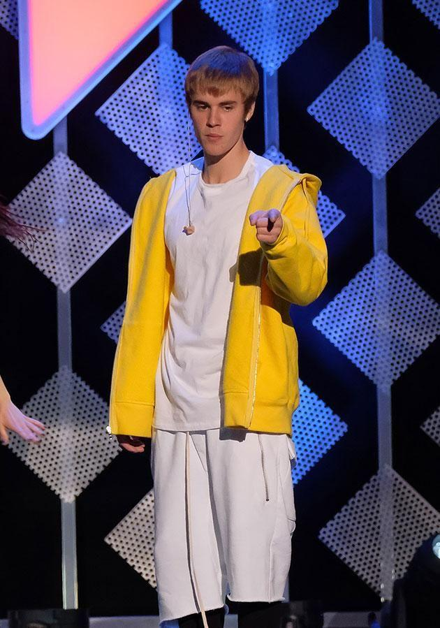 Justin has slammed The Weeknd! Photo: Getty Images