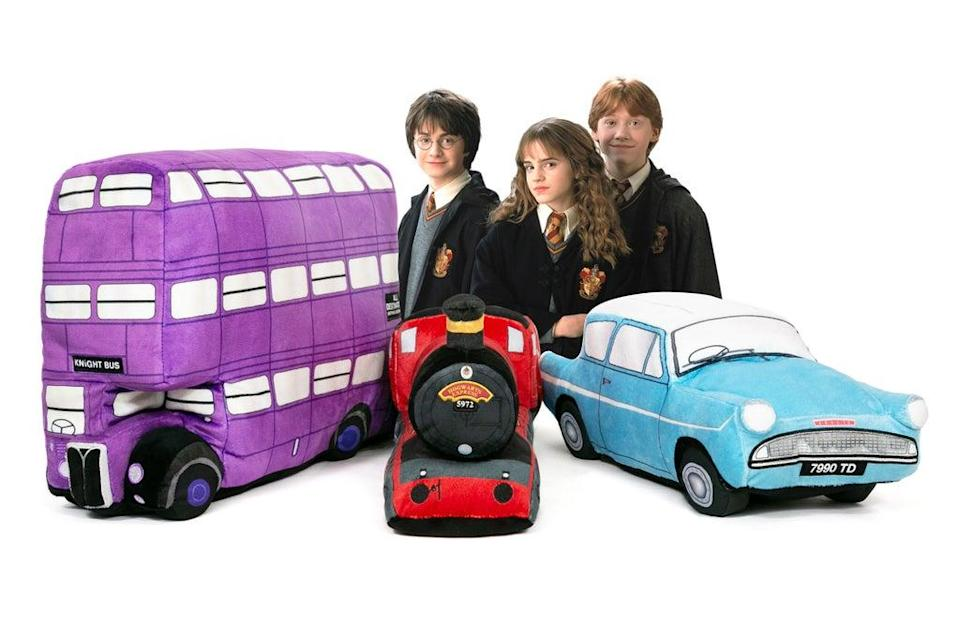 The London Toy Company, which sell a range of soft toys, including Harry Potter, is among hundreds of companies affected. (The London Toy Company/PA)