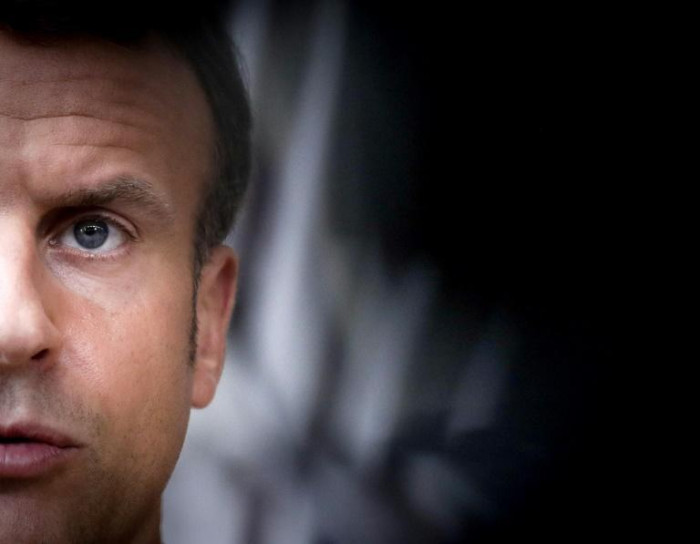 Macron came to power in 2017 on a wave of optimism