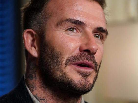 Beckham is bullish about the potential for Inter Miami (REUTERS)