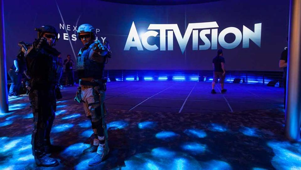 IBD 50 Stocks: Activision Builds Base With New Buy Point Ahead Of Earnings