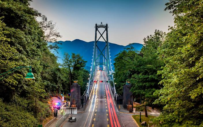 Discounted flights to Vancouver are up for grabs - © Peter Pesta
