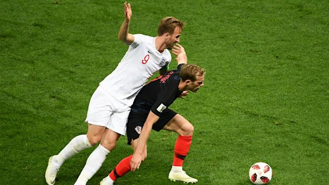 Ivan Rakitic said he was suffering with a fever leading into Croatia's semi-final against England at the World Cup.