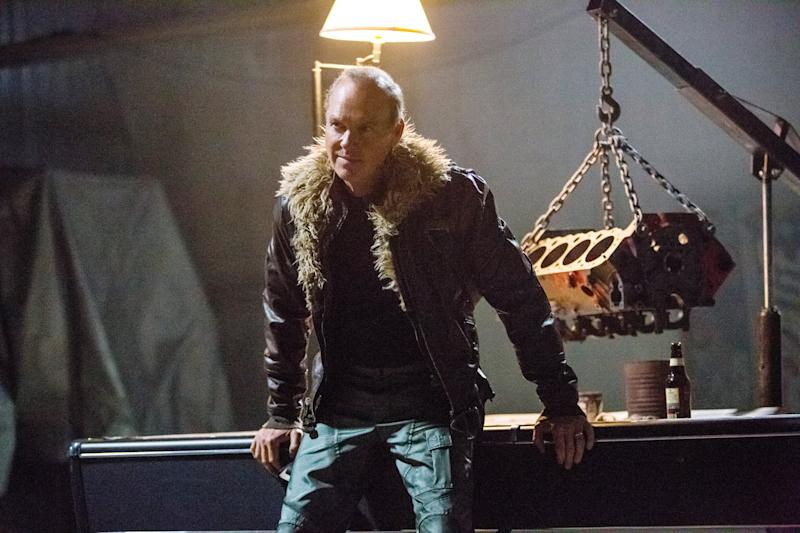 SPIDER-MAN: HOMECOMING, Michael Keaton, 2017. ph: Chuck Zlotnick/ Columbia Pictures / Courtesy Everett Collection