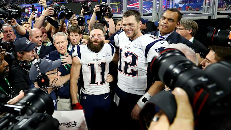 I will always be your #1 - Brady reminds Edelman of bromance as Cam signs in New England