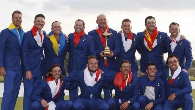 Ryder Cup postponed to 2021, Presidents Cup pushed back by a year due to coronavirus pandemic