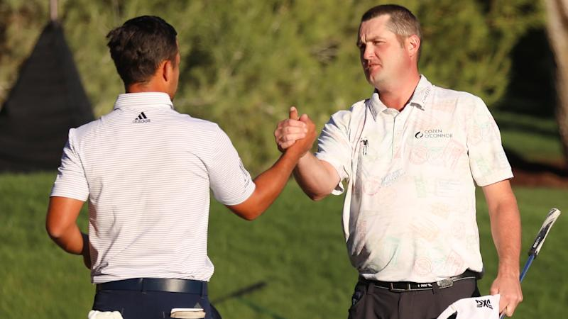 Why Sunday battle between Jason Kokrak and Xander Schauffele was a bit different