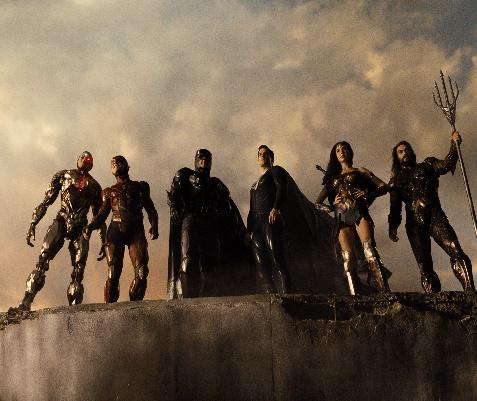 Zack Snyder's Justice League (PHOTO: HBO)