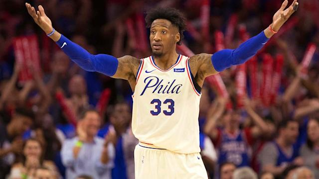 <p>Robert Covington comes in at No. 48 on Sports Illustrated's list of the Top 100 NBA players. Here's why he deserves to be that high. By Noah Levick</p>