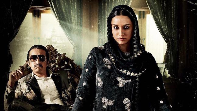 First Look: Shraddha & Siddhanth Kapoor as Dawood & Haseena
