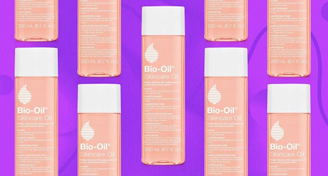 If you haven't heard of Bio Oil yet, here's why you need this miracle beauty product. (Photo: Amazon)