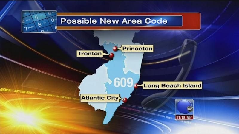 New phone area code may be coming