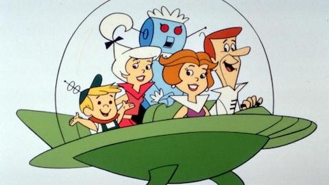 We've got 44 years for The Jetsons to come true