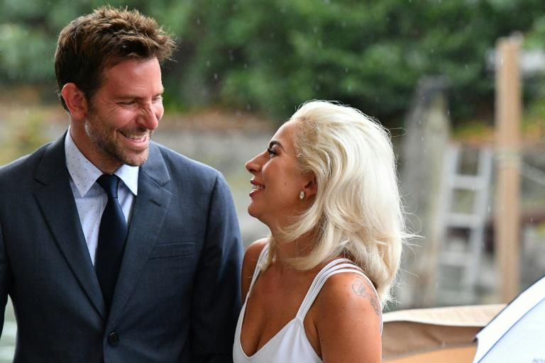 "Bradley Cooper directs and stars in a ""A Star is Born"" with Lady Gaga"