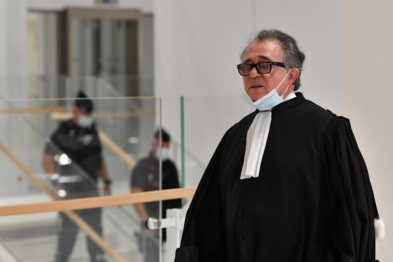 A lawyer for one of the defendants (Getty Images)