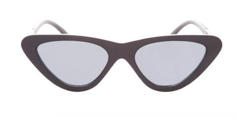 a51d452380 1. POLLY  90s Pointy Polly Cateye Sunglasses from Topshop