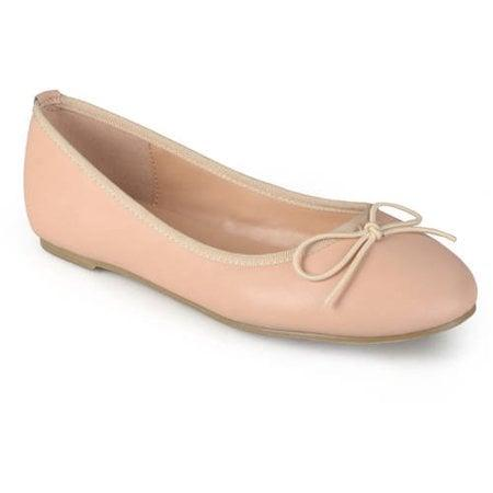 "<p>These timeless <a href=""https://www.popsugar.com/buy/Brinley%20Co.%20Classic%20Ballet%20Flats-409965?p_name=Brinley%20Co.%20Classic%20Ballet%20Flats&retailer=walmart.com&price=25&evar1=fab%3Aus&evar9=46390837&evar98=https%3A%2F%2Fwww.popsugar.com%2Ffashion%2Fphoto-gallery%2F46390837%2Fimage%2F46391255%2FBrinley-Co-Classic-Ballet-Flats&list1=shopping%2Cshoes%2Cflats%2Cwalmart%2Caffordable%20shopping&prop13=api&pdata=1"" rel=""nofollow"" data-shoppable-link=""1"" target=""_blank"" class=""ga-track"" data-ga-category=""Related"" data-ga-label=""https://www.walmart.com/ip/Brinley-Co-Women-s-Classic-Bow-Round-Toe-Casual-Ballet-Flats/49763411"" data-ga-action=""In-Line Links"">Brinley Co. Classic Ballet Flats </a> ($25, originally $55) come in several different colors.</p>"