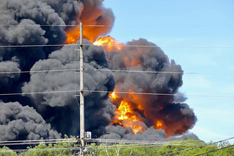 A week after an explosion and fire at Chemtool Inc., located on a Superfund site in Rockton, Ill., on June 14, the Illinois Environmental Protection Agency took water samples and found elevated levels of harmful metals in groundwater monitoring wells.