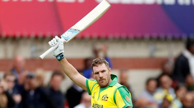 icc cricket world cup 2019, aaron finch, world cup news, australia cricket team, cricket news, sports news, indian express