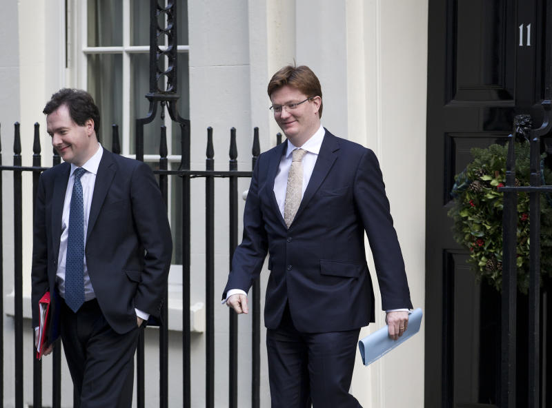 UK Treasury chief likely to go for growth