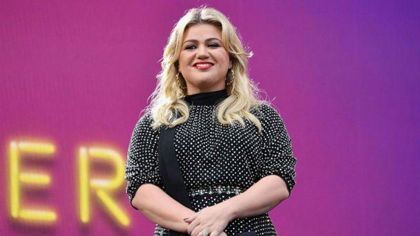 PHOTO: Kelly Clarkson speaks onstage at the 2019 Global Citizen Festival: Power The Movement in Central Park in New York, Sept. 28, 2019. (Angela Weiss/AFP/Getty Images, FILE)