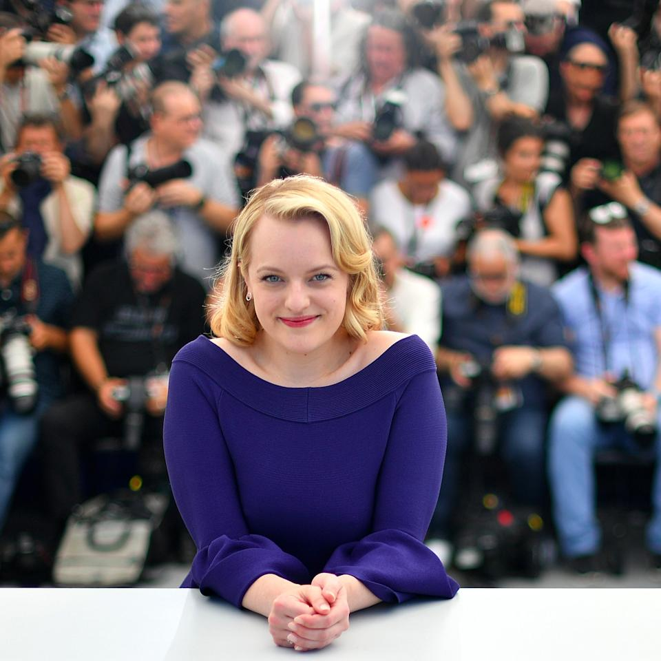 A day after Elisabeth Moss won an Emmy for her work in The Handmaid's Tale, we learned that she will be starring in another project focused on women's rights. Her upcoming movie Call Jane is based on the story of an underground network of women who provided abortions in the 1960s.