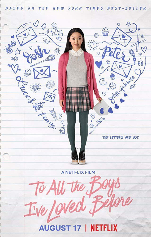 "<p>This rom-com brings every girl's worst nightmare to life: Lara Jean's secret love letters get mailed to each of her five crushes. She has to do some serious damage control as her high school existence gets turned upside down. You'll laugh <em>and</em> cringe along with her as she tries to wiggle her way out of it.</p><p><a class=""link rapid-noclick-resp"" href=""https://www.netflix.com/title/80203147"" rel=""nofollow noopener"" target=""_blank"" data-ylk=""slk:STREAM NOW"">STREAM NOW</a></p>"