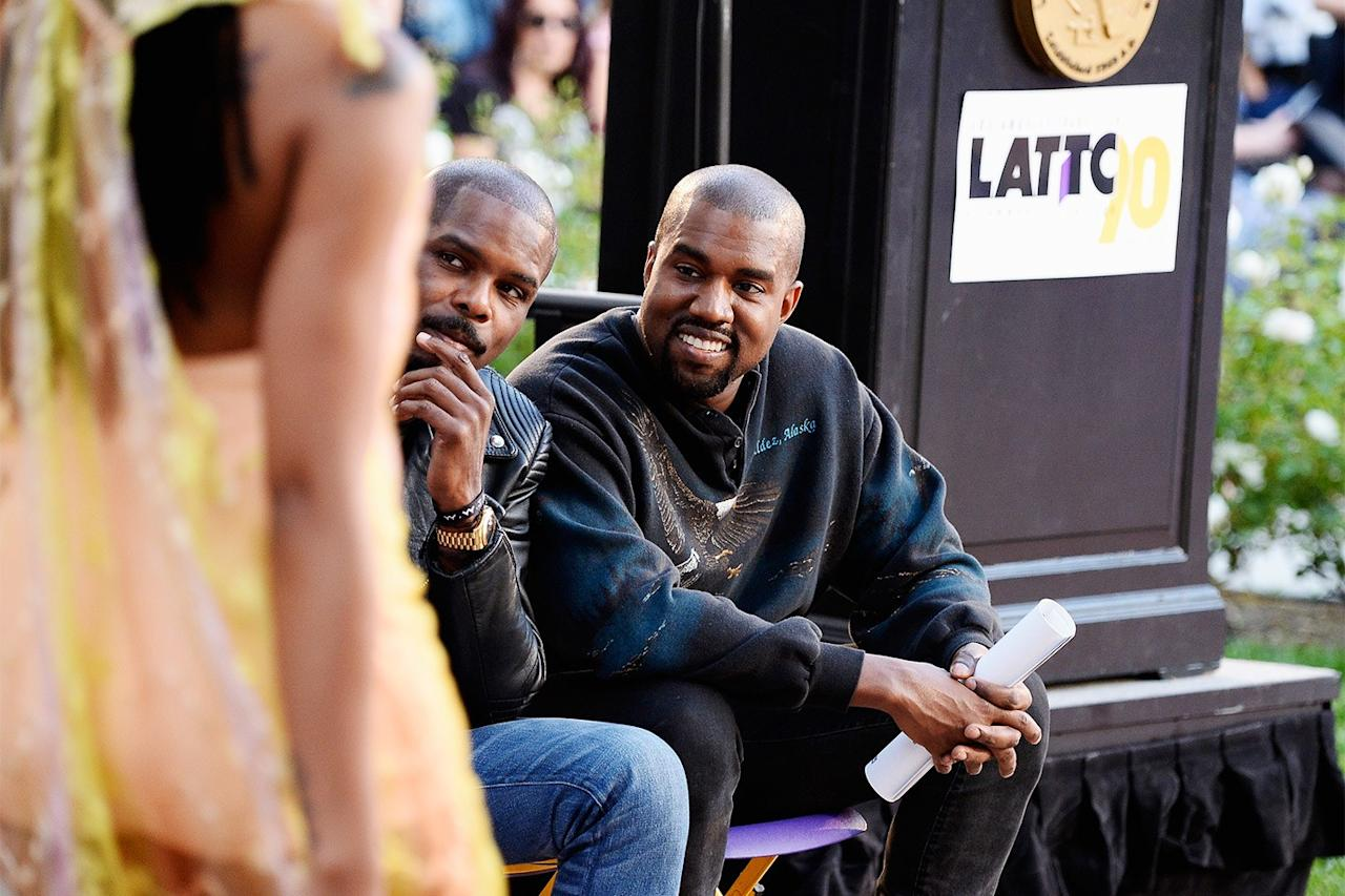 "<p>In 2014, West taught a class in fashion at the Los Angeles Trade Technical College for his community service hours. West pled no contest for <a rel=""nofollow"" href=""http://consequenceofsound.net/2014/09/kanye-west-is-a-professor-at-los-angeles-trade-technical-college-photos?mbid=synd_yahoostyle"">assaulting a photographer</a> outside Los Angeles International Airport in 2008.</p>"
