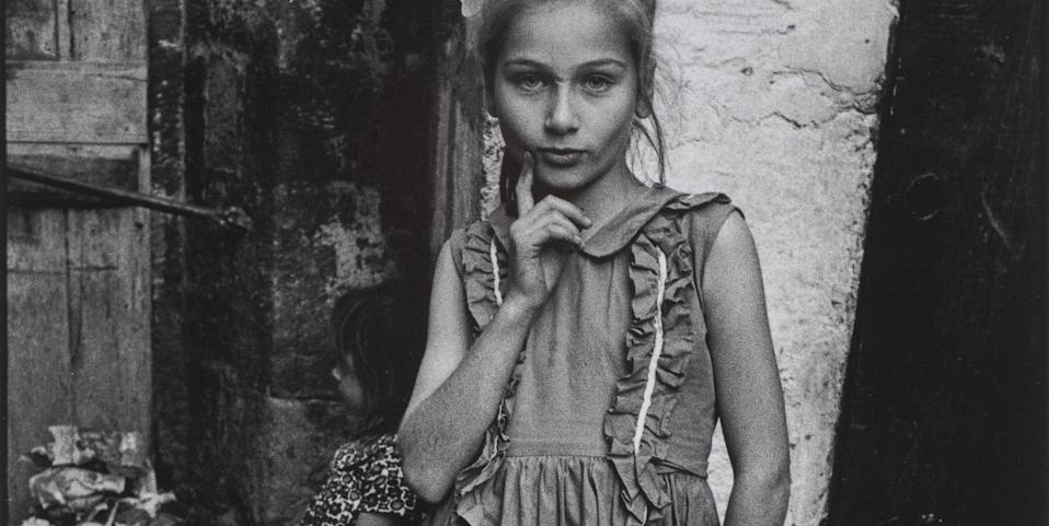Photo credit: Mary Ellen Mark, Emine Dressed Up for Republic Day, Trabzon, Turkey, 1965 (printed later); Gelatin silver print, 20 x 16 in.; NMWA, Gift of Frieder K. Hofmann © Mary Ellen Mark/The Mary Ellen Mark Foundation