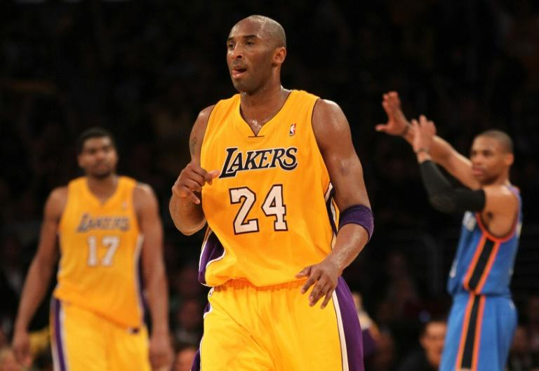 Former Los Angeles Laker Kobe Bryant was an 18-time NBA all-star, five-time NBA champion and three-time NBA finals MVP in a 20-year NBA career