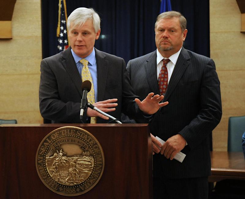 Minn. projects $1.1 billion budget deficit
