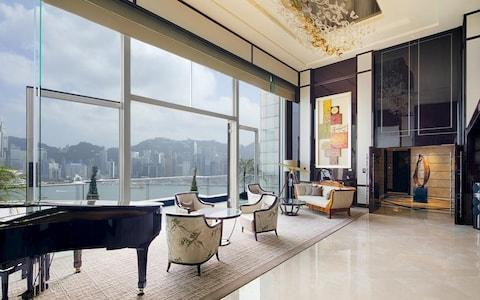 The five-star Peninsula Hong Kong