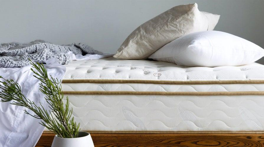 """<h2>Saatva Classic Mattress</h2><br>We've seen Saatva here before but, this month, its inclusion on the most wanted roster comes with a sweet deal attached. Readers invested in the top-rated hybrid style from featured spots in our roundups on <a href=""""https://www.refinery29.com/en-us/best-mattress-brands-reviews"""" rel=""""nofollow noopener"""" target=""""_blank"""" data-ylk=""""slk:the best mattress brands"""" class=""""link rapid-noclick-resp"""">the best mattress brands</a> and our coverage of Memorial Day's best mattress sales — and, now, it's trending yet again thanks to an <a href=""""https://www.refinery29.com/en-us/2021/06/10482969/saatva-mattress-deal-promo-code"""" rel=""""nofollow noopener"""" target=""""_blank"""" data-ylk=""""slk:R29-exclusive promo"""" class=""""link rapid-noclick-resp"""">R29-exclusive promo</a>. Through June 7, you can score <strong>$225 off Saatva's Classic Mattress</strong> (or any other mattress purchase of $1,000+ on the site) just by clicking <strong><a href=""""https://www.saatva.com/?&coupon=uxtcnclittehajqs"""" rel=""""nofollow noopener"""" target=""""_blank"""" data-ylk=""""slk:this special link"""" class=""""link rapid-noclick-resp"""">this special link</a></strong>.<br><br><em>Shop <strong><a href=""""https://www.saatva.com/?&coupon=uxtcnclittehajqs"""" rel=""""nofollow noopener"""" target=""""_blank"""" data-ylk=""""slk:Saatva"""" class=""""link rapid-noclick-resp"""">Saatva</a></strong></em><br><br><strong>Saatva</strong> Classic Mattress, $, available at <a href=""""https://go.skimresources.com/?id=30283X879131&url=https%3A%2F%2Fwww.saatva.com%2F%3F%26coupon%3Duxtcnclittehajqs"""" rel=""""nofollow noopener"""" target=""""_blank"""" data-ylk=""""slk:Saatva"""" class=""""link rapid-noclick-resp"""">Saatva</a>"""