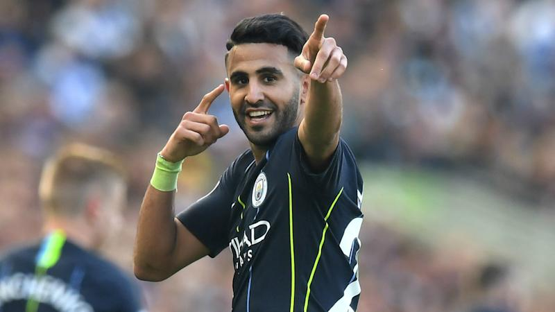 EXTRA TIME: Riyad Mahrez set for Manchester City's FA Cup final with Watford