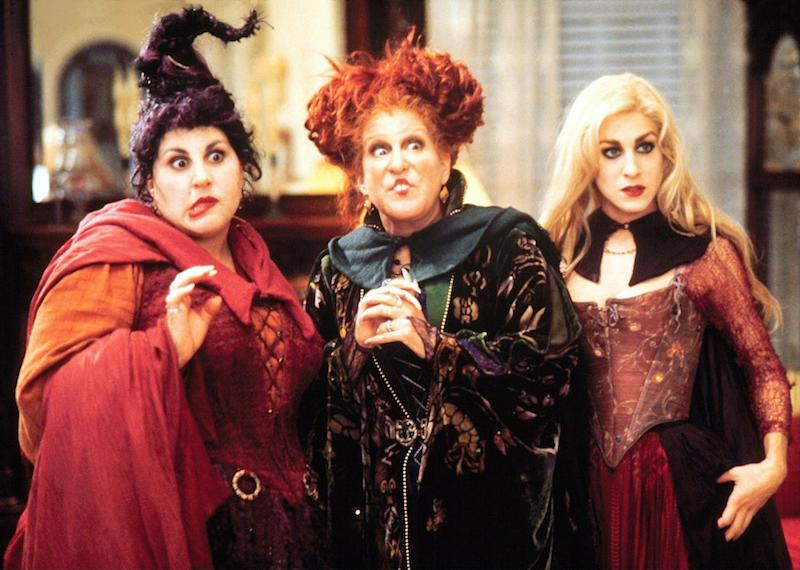 """Sisters, a """"Hocus Pocus"""" remake is happening — and it's going to be a Disney Channel Original Movie"""