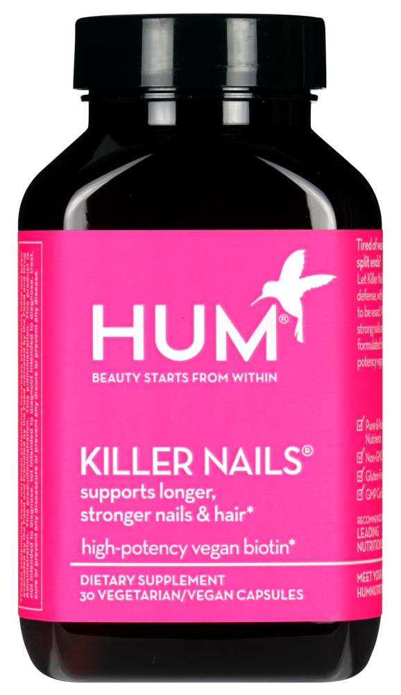"""<h3>Hum Nutrition<br></h3> <br><strong>Top Score:</strong> <strong>The Vegan Biotin To Keep Nails From Breaking<br></strong><br><strong>Dates: </strong>6/29 — 7/6<br><strong>Sale:</strong> Take 20% off first order of $29+<br><strong>Promo Code:</strong> JULY4TH <br><br><strong><em>Shop</em></strong><em> <a href=""""https://fave.co/31wMLyo"""" rel=""""nofollow noopener"""" target=""""_blank"""" data-ylk=""""slk:humnutrition.com"""" class=""""link rapid-noclick-resp"""">humnutrition.com</a> </em><br><br><strong>Hum Nutrition</strong> Killer Nails, $, available at <a href=""""https://go.skimresources.com/?id=30283X879131&url=https%3A%2F%2Ffave.co%2F3i9LGSO"""" rel=""""nofollow noopener"""" target=""""_blank"""" data-ylk=""""slk:Hum Nutrition"""" class=""""link rapid-noclick-resp"""">Hum Nutrition</a><br><br><br><br><br><br>"""
